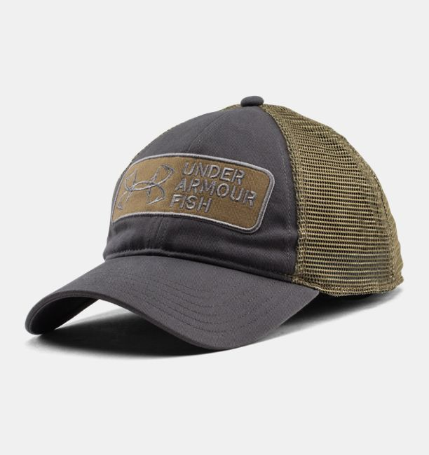 Men s ua fish hook patch cap under armour us for Under armour fish hook