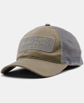 Men's UA Fish Hook Patch Cap