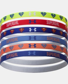 Women's Under Armour® Supergirl Mini Headbands