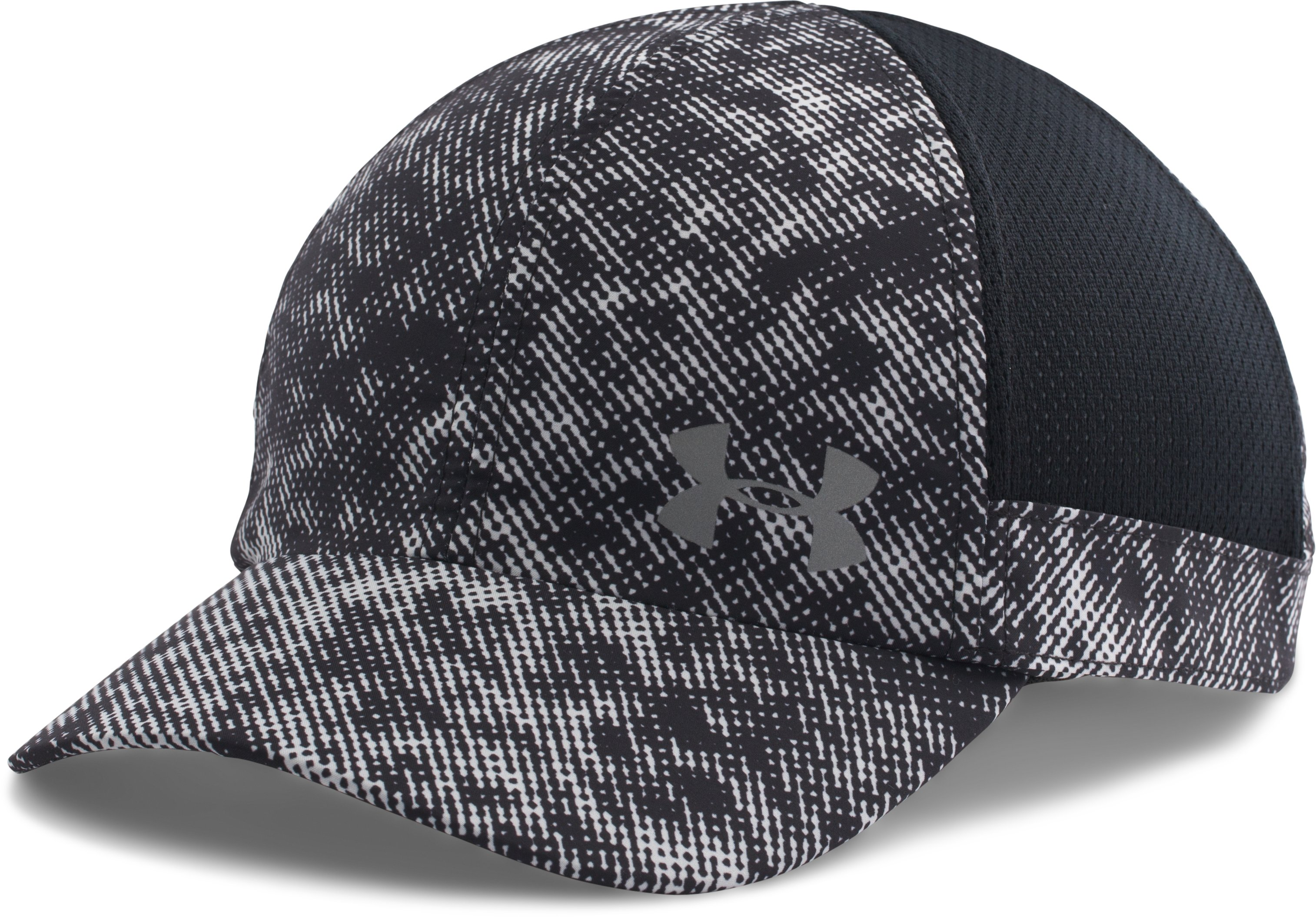 Women's UA Fly Fast Cap, Black , undefined