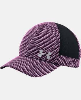 Women's UA Fly Fast Cap LIMITED TIME: FREE U.S. SHIPPING 1 Color $14.24 to $18.99