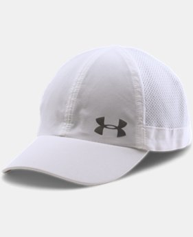 Women's UA Fly Fast Cap  8 Colors $24.99