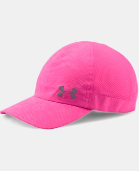 Women's UA Fly Fast Cap  4 Colors $24.99