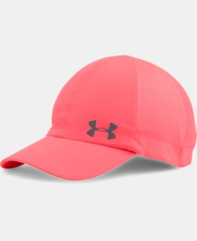 Women's UA Fly Fast Cap  6 Colors $14.24 to $18.99