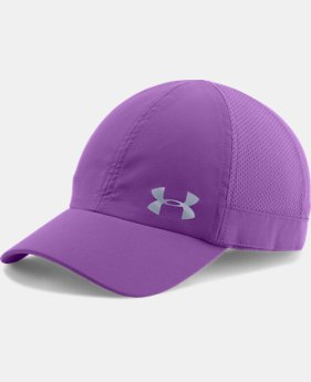 Women's UA Fly Fast Cap  2 Colors $22.99