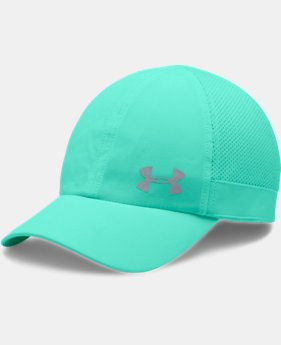 Women's UA Fly Fast Cap  3 Colors $13.99 to $18.99