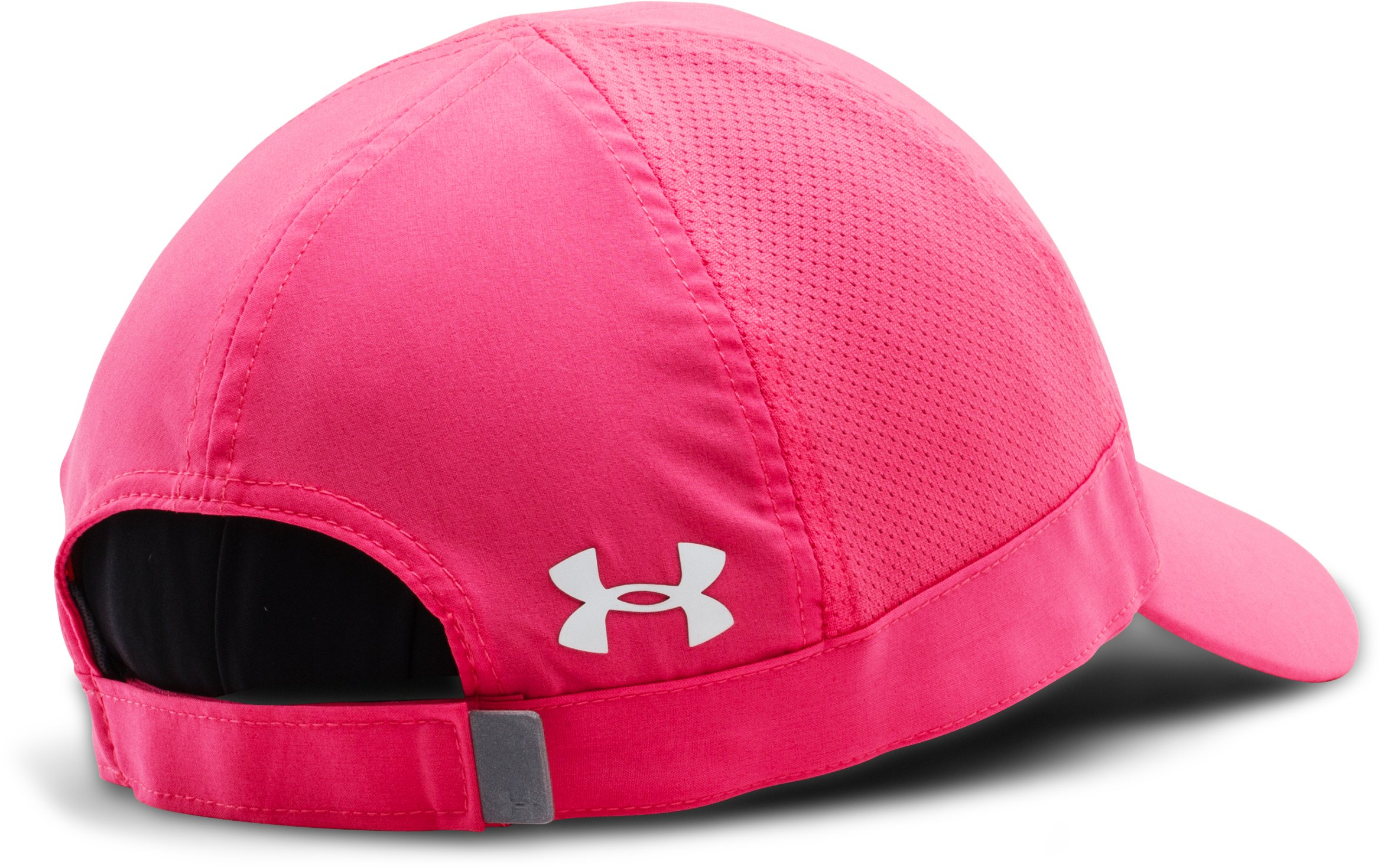 Women's UA Power In Pink® Flyfast Cap, Cerise, undefined