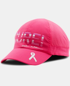 Women's UA Power In Pink® Flyfast Cap
