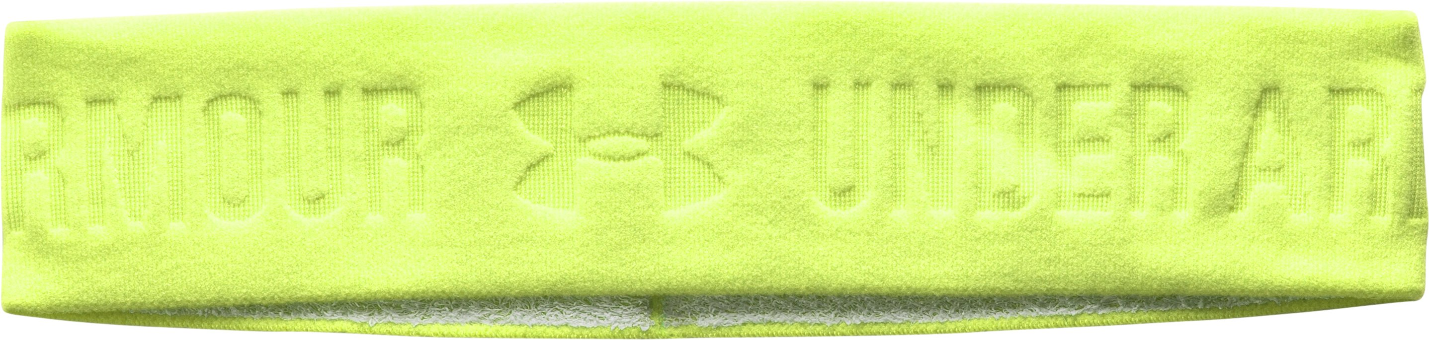 Women's UA ArmourGrip™ Wide Headband, X-Ray, undefined