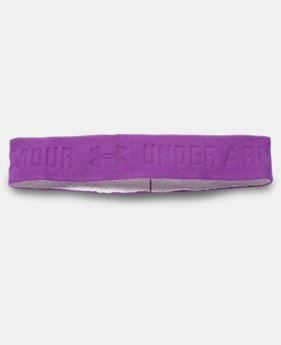 Women's UA ArmourGrip™ Wide Headband  1 Color $10.99 to $13.99