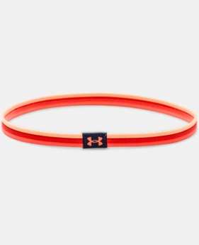 Women's UA Elastic Headband - 3 Pack