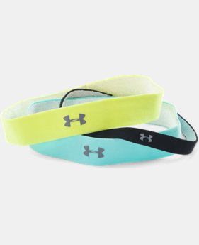 Women's UA ArmourGrip™ Multipack Headband  3 Colors $16.99 to $20.99