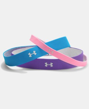 Women's UA ArmourGrip™ Multipack Headband  1 Color $17.99