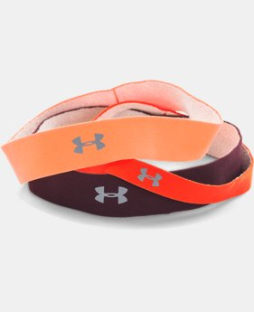 Women's UA ArmourGrip™ Multipack Headband  1 Color $16.99 to $20.99