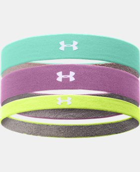 Women's UA ArmourGrip™ Multipack Headband   $19.99