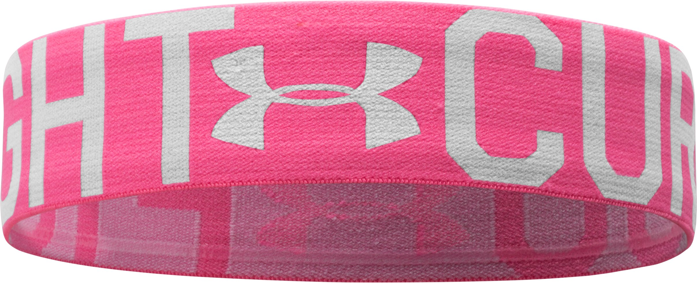 Women's UA Power In Pink® Gotta Have It Headband, Cerise, undefined