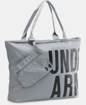 UA Big Wordmark Tote  2 Colors $26.99