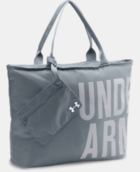 UA Big Wordmark Tote  2 Colors $34.99