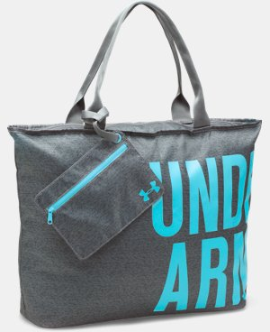 Best Seller UA Big Wordmark Tote  2 Colors $19.99