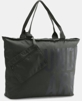 UA Big Wordmark Tote  1 Color $19.99