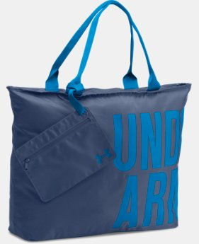 UA Big Wordmark Tote   $17.24 to $22.99