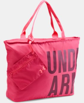 UA Big Wordmark Tote  2 Colors $19.99