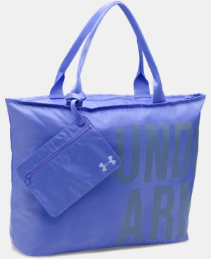 UA Big Wordmark Tote  5 Colors $34.99