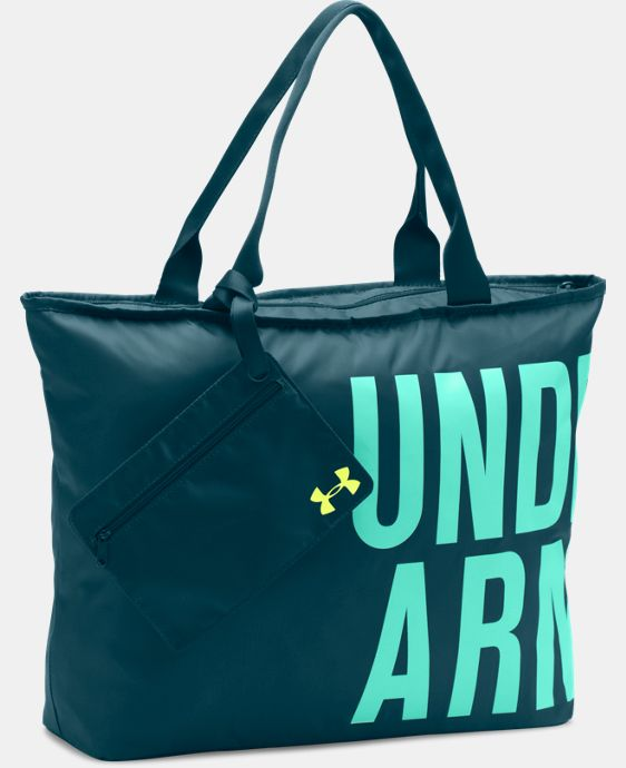 UA Big Wordmark Tote LIMITED TIME: FREE SHIPPING 2 Colors $34.99