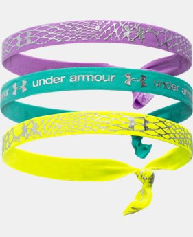 Girls' UA Shimmer Headbands