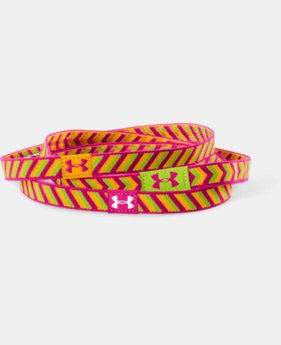 Girls' UA Patterncraze Headband LIMITED TIME: FREE U.S. SHIPPING 1 Color $6.74