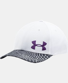 Girls' UA Big Logo Adjustable Cap