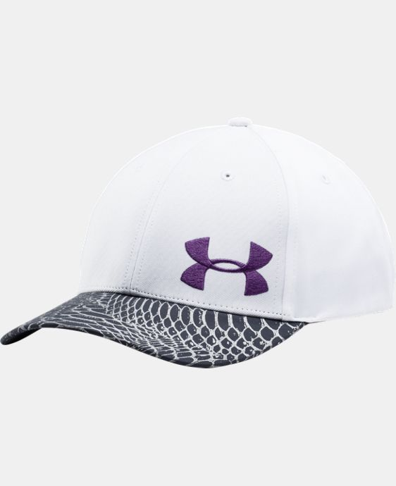 Girls' UA Big Logo Adjustable Cap LIMITED TIME: FREE U.S. SHIPPING 1 Color $11.24