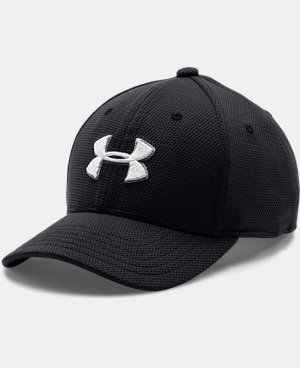 New Arrival  Boys' UA Blitzing II Stretch Fit Cap LIMITED TIME: FREE SHIPPING 2 Colors $20.99