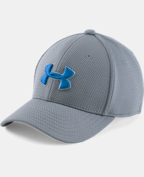 Boys' UA Blitzing II Stretch Fit Cap  4 Colors $17.99