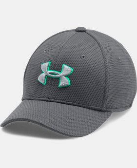 Boys' UA Blitzing II Stretch Fit Cap  2 Colors $20.99