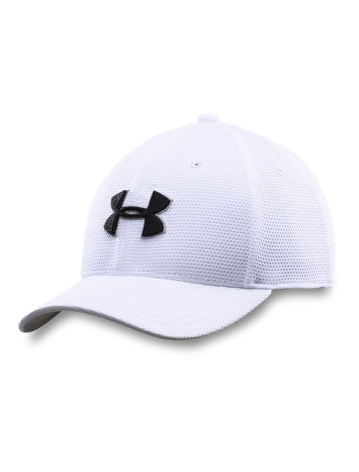 638cb6c7a93 This review is fromBoys  UA Blitzing II Stretch Fit Cap.