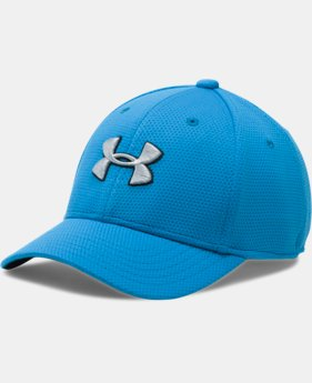 New Arrival Boys' UA Blitzing II Stretch Fit Cap LIMITED TIME: FREE U.S. SHIPPING 1 Color $13.99
