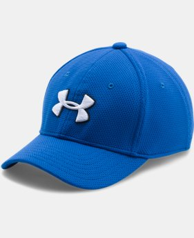 Boys' UA Blitzing II Stretch Fit Cap  3 Colors $12.59 to $15.74