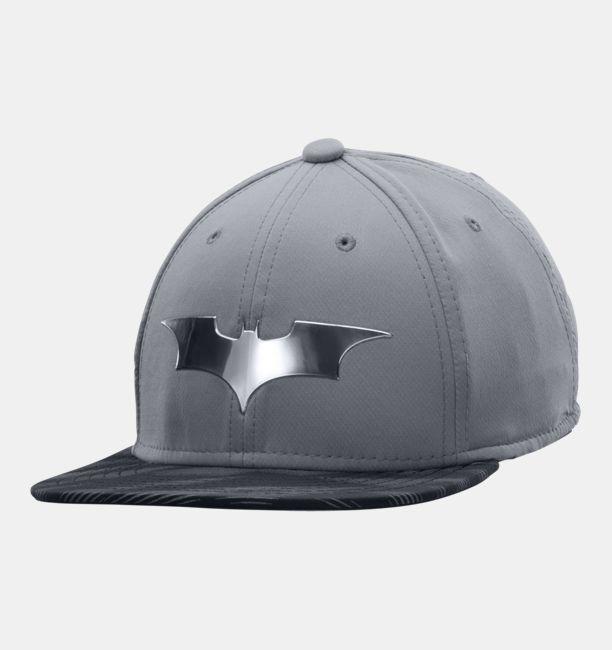 Boys  Under Armour® Batman Chrome Snapback Cap  e79a760ce49