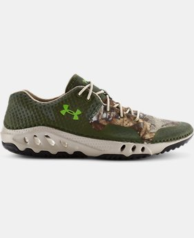 Men's UA Hydro Spin Boat Shoes