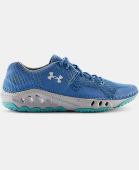Women's UA Hydro Spin Boat Shoes