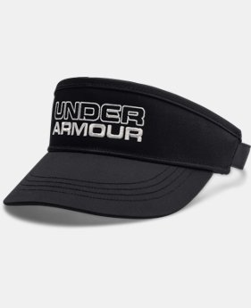 Men's UA Tour Golf Visor  1 Color $19.99