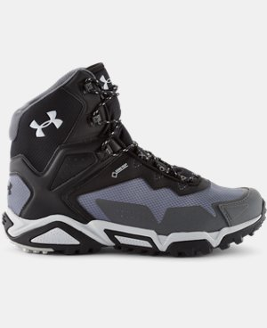 Best Seller  Men's UA Tabor Ridge Mid Boots LIMITED TIME: FREE SHIPPING 1 Color $179.99
