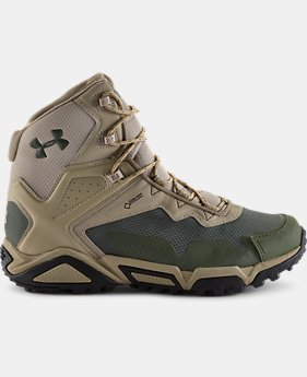 New Arrival  Men's UA Tabor Ridge Mid Boots  2 Colors $179.99
