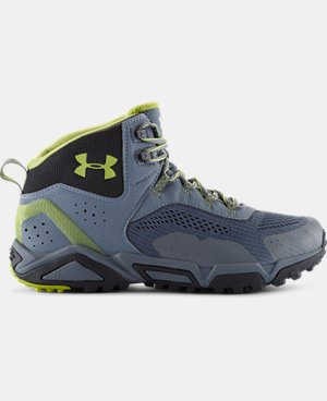 Men's UA Glenrock Mid Hiking Boots  2 Colors $74.99