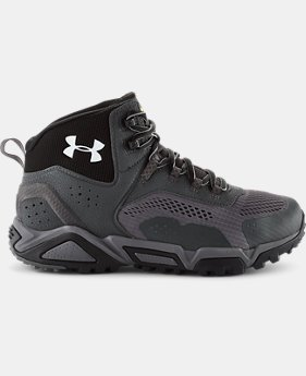 Men's UA Glenrock Mid Hiking Boots LIMITED TIME OFFER + FREE U.S. SHIPPING 1 Color $74.99