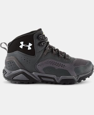 Men's UA Glenrock Mid Hiking Boots LIMITED TIME OFFER + FREE U.S. SHIPPING 2 Colors $56.24 to $74.99