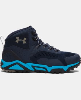 Men's UA Glenrock Mid Hiking Boots   $74.99