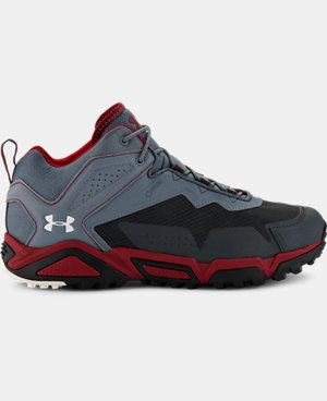 Men's UA Tabor Ridge Low Boots LIMITED TIME: FREE U.S. SHIPPING 1 Color $139.99