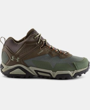 Men's UA Tabor Ridge Low Boots  3 Colors $139.99